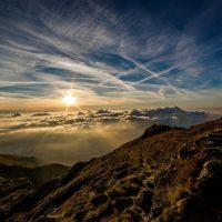 lever de soleil - Fatherheart - France